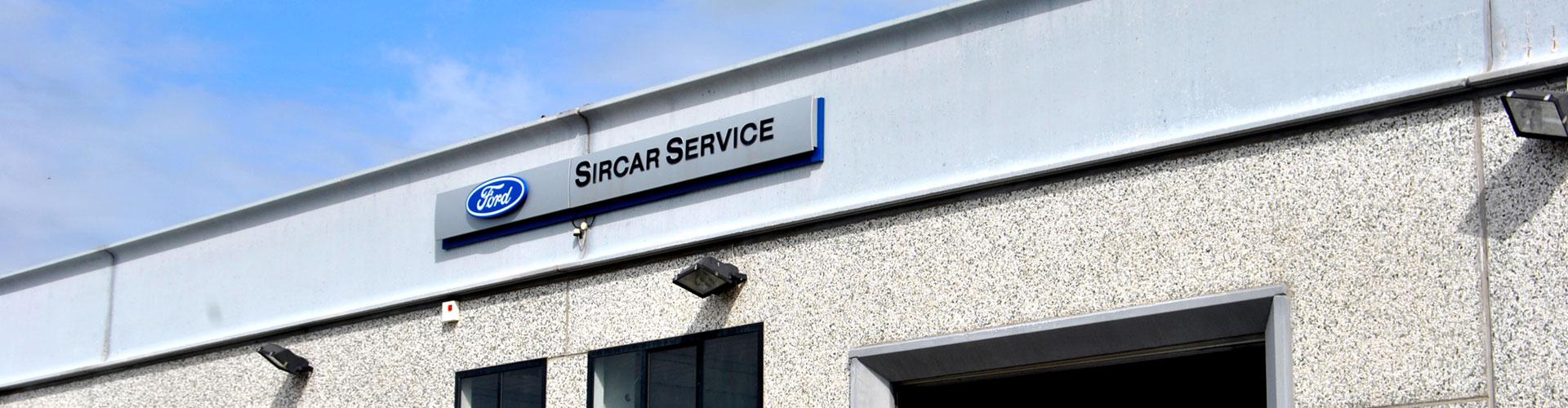 Ford SirCar Service Ladispoli